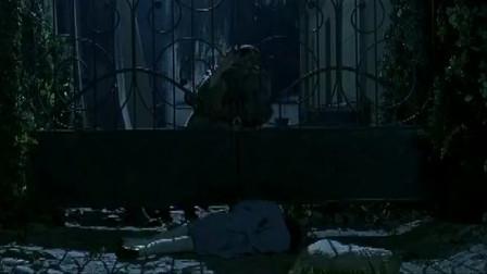 叛军入城一家人趁夜,不料半路遇叛军,女孩惨遭毒手