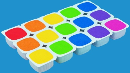 动力沙玩具 制作图形 认识正方形 三角形 圆形 模具玩具