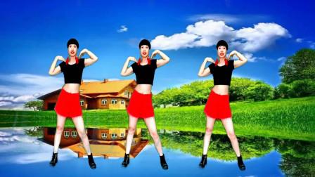 健身舞《最美的草原》 腰部运动减肥瘦身,十五分钟燃烧脂肪