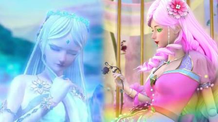 精灵梦叶罗丽:冰公主战败消失,爱人死伤大半,灵公主见死不救!