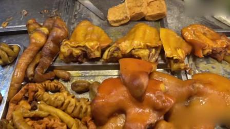 """东山风味小吃""""金钱肉"""",老板从18岁开始做,一个人就做了20多年!"""