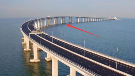 两点之间直线最短!港珠澳大桥为何却是弯的?看完真心佩服了