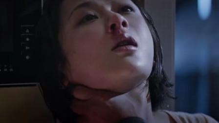 《沉默的证人》被掐着憋气四十秒杨紫这眼泪直冒真令观众心疼