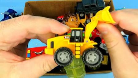 汽车玩具集合