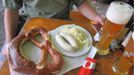 德国人的早餐都吃什么,中国人表示吃不来,差距你感受到了吗?