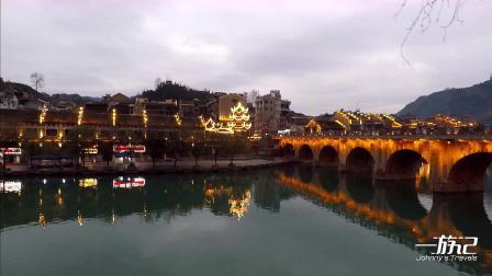 贵州镇远夜景有多美?带大家看看