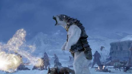 趣味解说:奇幻电影《黄金罗盘》, 小女孩收服千年的白熊王