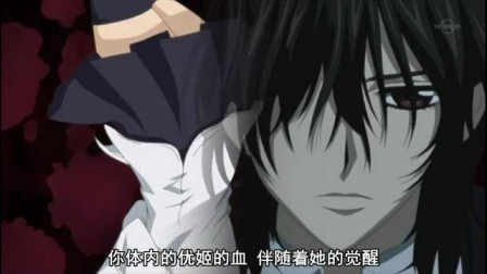 吸血鬼骑士 guilty:你难道认为我会解救你吗?