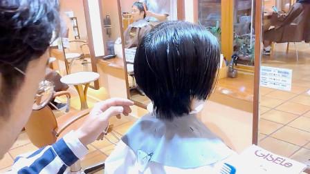 """越来越多女性剪了""""露耳短发"""",减龄好收拾,很美很时尚"""