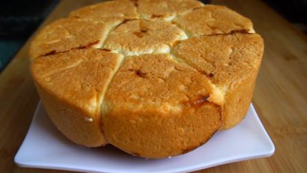想吃面包不用买,教你做红豆小面包,不放任何添加剂,孩子最爱吃