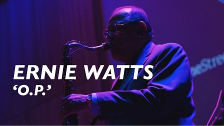 ★ME威律动★John Bishop - Ernie Watts - New Stories O.P.