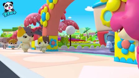 孩子爱看动画宝宝巴士:你好,再见