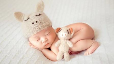 """新生宝宝这4个地方越""""丑"""",宝宝可能长得更好,宝妈偷着乐吧"""