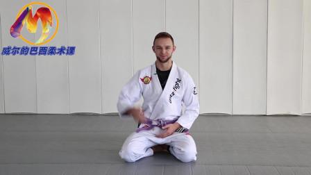 威尔的巴西柔术课:柔术教学之坐式防守,一起来看看吧