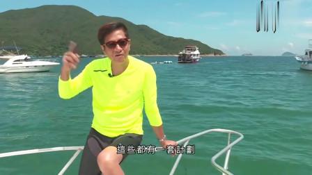 香港 陈友:内地有句话 关系就是生产力 其实我生产力好低的