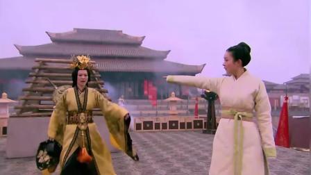 陆贞传奇:祭天大典上,陆贞赶过去揭穿娄氏的阴谋,场面混乱不已