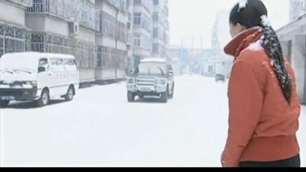 马大帅:小翠站再外面等钢子,弄得满身都是雪,看到钢子当场哭