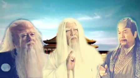 鸿钧老祖有没有师父?一招打败他的杨眉大仙,又是哪位大神?
