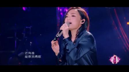 素人女孩与徐佳莹合唱《失落沙洲》用情至深,薛之谦泪洒当场