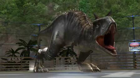 侏罗纪世界进化:竞技场终于胜利!