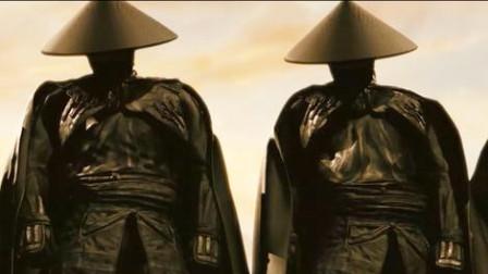 绝顶高手大战日本武士 刀刀命 招招凶狠 一路过关敌 所向披靡