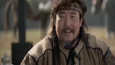 王昭君:公主骑马被匈奴将军这样夸奖,会撩的汉子