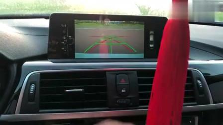 驾驶技巧:倒车怎么判断车尾距离,老司机教你这个方法!