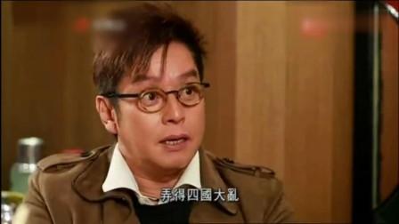 谭咏麟谈及当年的四大天王争斗,他还找过张国荣调合