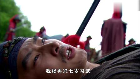 精忠岳飞:弟弟被此人所杀,岳飞却不怨他,男子感动做此事
