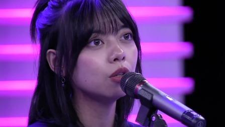 薛明媛自黑是国家一级忘词歌手,演唱歌曲《绝缘体》竟然笑场 我歌我秀 20190822