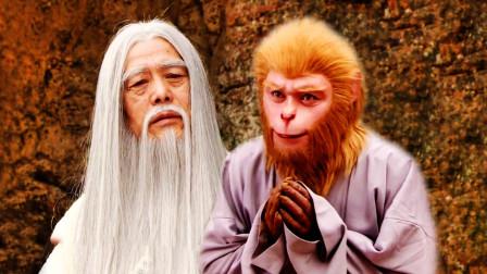 菩提祖师为何再也不见孙悟空?其实他早告诉了猴子答案!