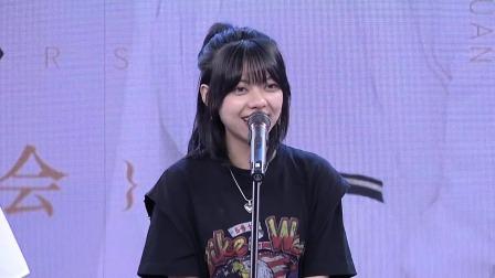 薛明媛于翔北带来歌曲《多巴胺》,薛明媛立flag绝对不会忘词 我歌我秀 20190822