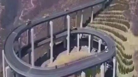 旅游公路似过山车 彰显中国基建实力 每日新闻报 20190822 高清版