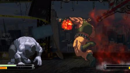拳皇13:到底是大门五郎地雷震快还是拉尔夫的宇宙幻影快