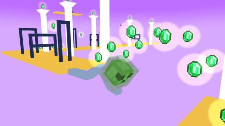 我的世界动画-怪物学院-果冻移位-Indo Craft animation