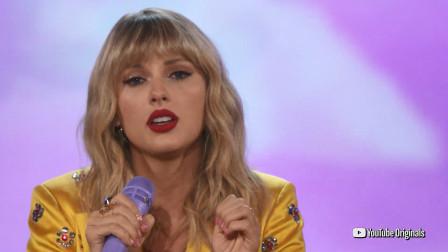 【猴姆独家】美cry!霉霉#Taylor Swift#深情首唱强势新单The Archer轰动全场