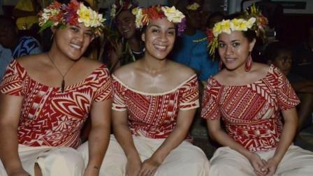 南太平洋上最奇特的岛国,所有房子没有墙壁,本土美女引爆旅游业!