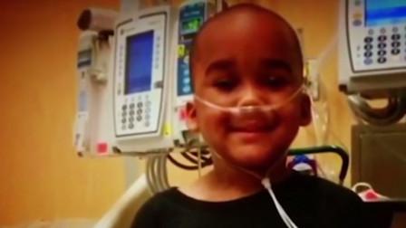 """男孩8年内""""被""""看病323次 病情竟都是母亲编的"""