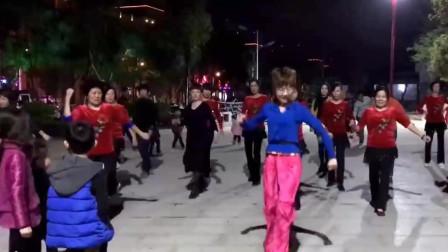 16步鬼步舞《荷东的士高》,老师现场教学,保证你看一次就学会!