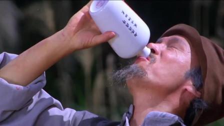 酒仙十八跌:眼看打不过,老者喝了一壶酒,瞬间功力大增!