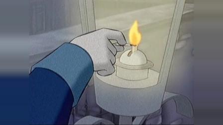 安徒生经典童话动画《老街灯》的故事!