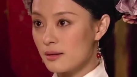 甄嬛传:为了让皇上看到甄嬛摔倒在地,槿汐的这些小动作,小细节做的太好了