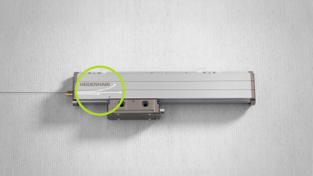 Air Supply for Linear Encoders