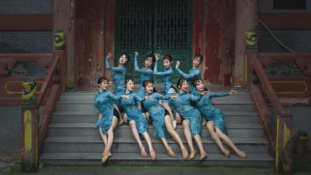 古典舞绎王菲的《清平调》,平平淡淡才是真的美