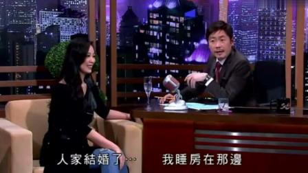 女神王馨平上李思捷节目,现场甜言蜜语,没想到被单立文拆台