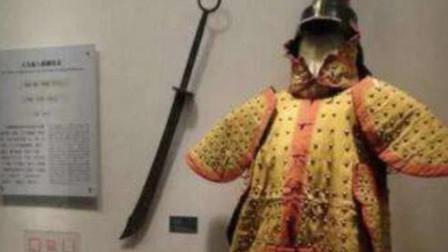 甘肃农民上交一副盔甲,考古专家仔细一看,说道:你是何人之后?