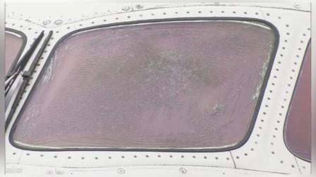 日本航班飞往大连途中返航 万米高空中驾驶舱玻璃开裂