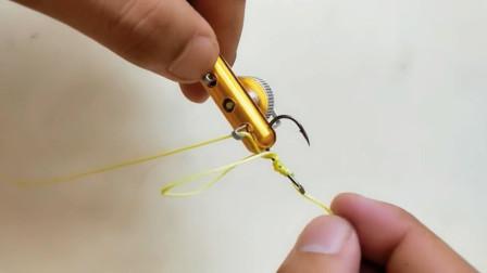 绑钩器的使用技巧,你们记下来了吗