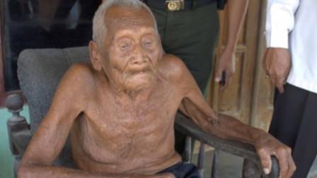 活過3個世紀,送走幾代子孫,世界最長壽老人,最大心愿就是死亡
