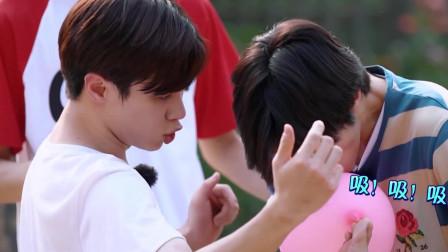 """少年威计划,这就是传说中的""""剪刀脚""""?脚力惊人可以踢足球了"""
